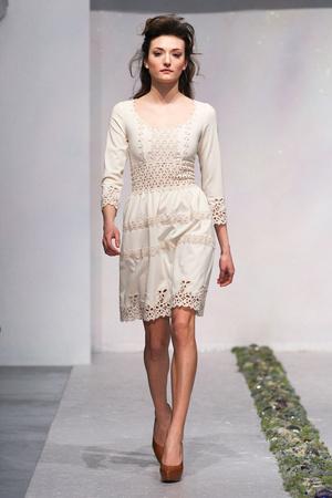 Показы мод Luisa Beccaria Осень-зима 2012-2013 | Подиум на ELLE - Подиум - фото 1528