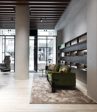 Винсент ван Дуйсен оформил бутик The Molteni Group в Нью-Йорке (фото 15.2)