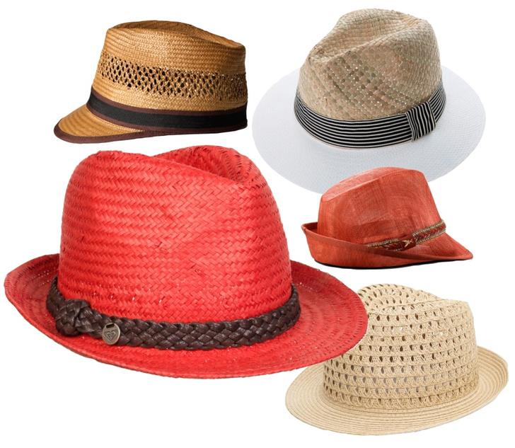 Модные шляпы 2013