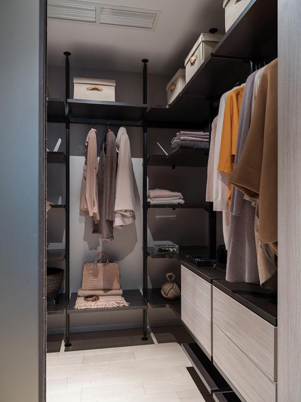 Практичная гардеробная: советы и правила (фото 8)