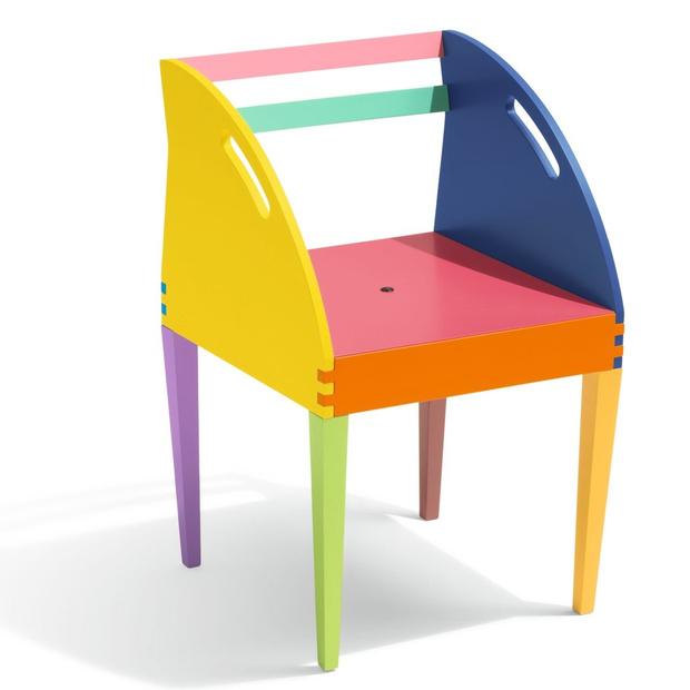 Радужные мечты: 15 объектов всех цветов радуги (фото 13)