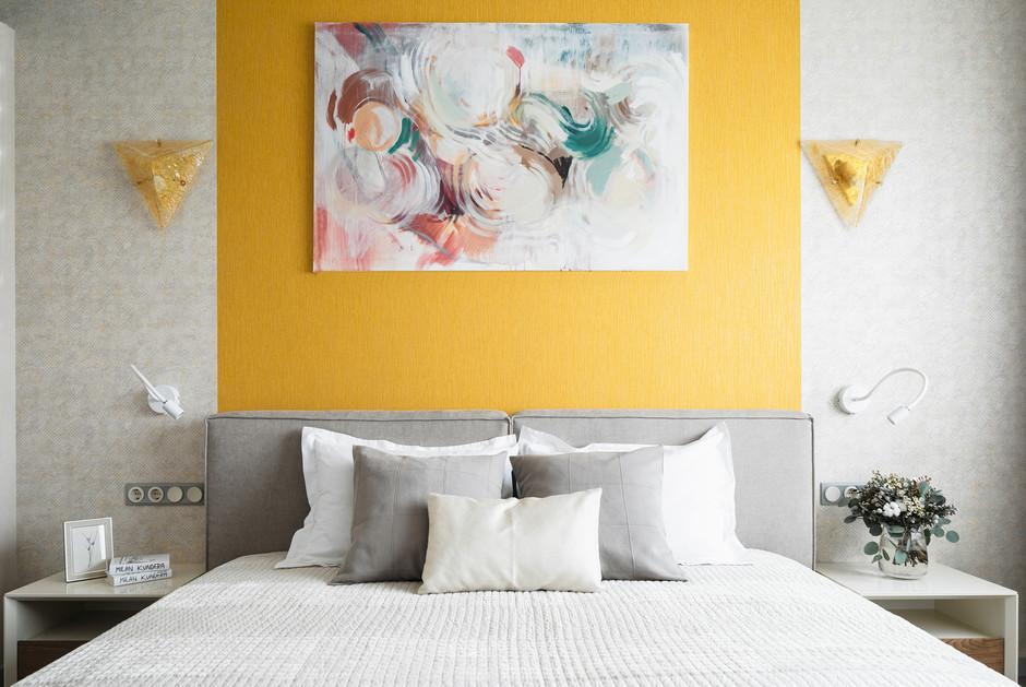 Как оформить спальню: 15 универсальных советов (фото 17)