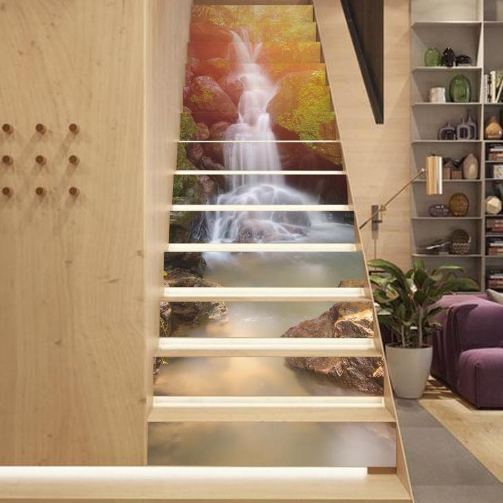 Как обновить лестницу в загородном доме (фото 8)