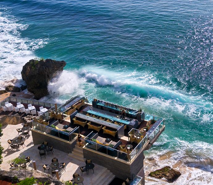Индонезия, Бали, Rock Bar