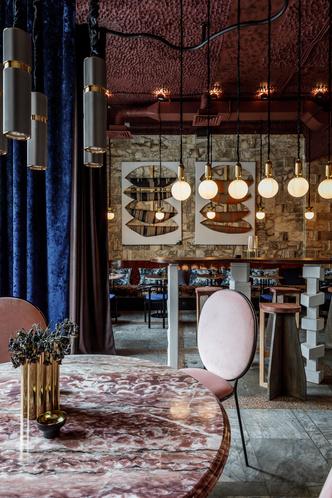 «Хлеб Да Винчи'К»: ресторан с дизайнерским интерьером в Краснодаре (фото 2.2)