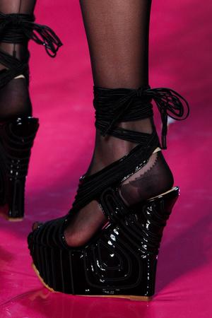 Показ Jean Paul Gaultier коллекции сезона Весна-лето 2012 года Haute couture - www.elle.ru - Подиум - фото 333302