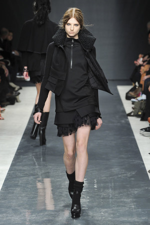 Показы мод Jo No Fui Осень-зима 2012-2013 | Подиум на ELLE - Подиум - фото 1524