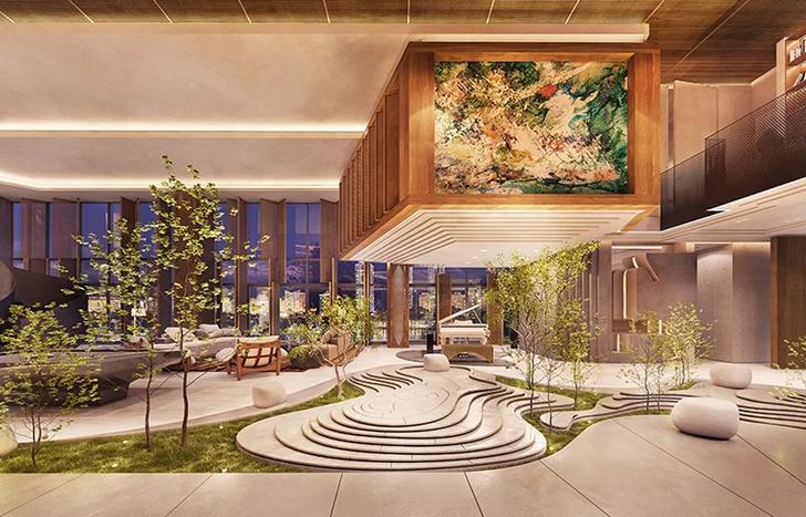 Новая резиденция Ritz-Carlton от Пьеро Лиссони во Флориде (фото 3)