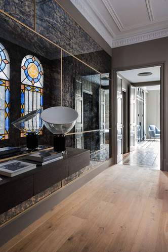 Современная квартира в доме Гауди в Барселоне (фото 9.2)