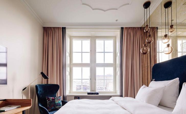"""""""Американский лайнер"""": стильный отель в Осло (фото 10)"""
