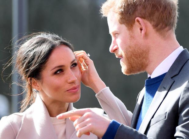 СМИ: родственники Меган Маркл собираются помешать ее свадьбе с принцем (фото 1)