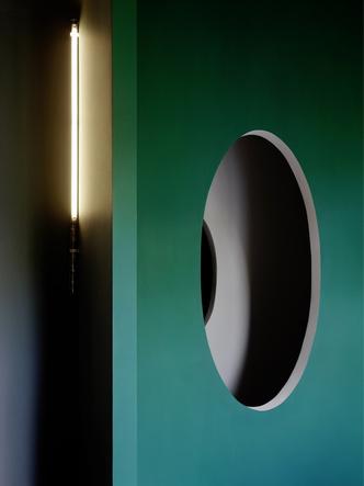 Миланская квартира в зеленых тонах (фото 4.1)