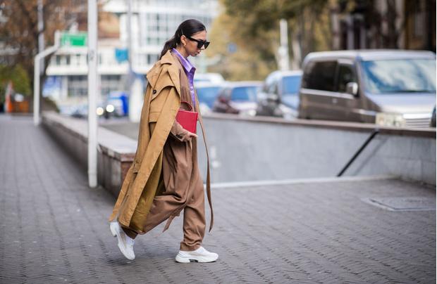 Мы не удержались: 18 стритстайл образов с Недели моды в Тбилиси (фото 14)