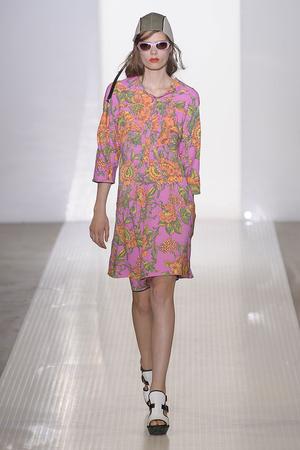 Показы мод Marni Весна-лето 2011 | Подиум на ELLE - Подиум - фото 2551