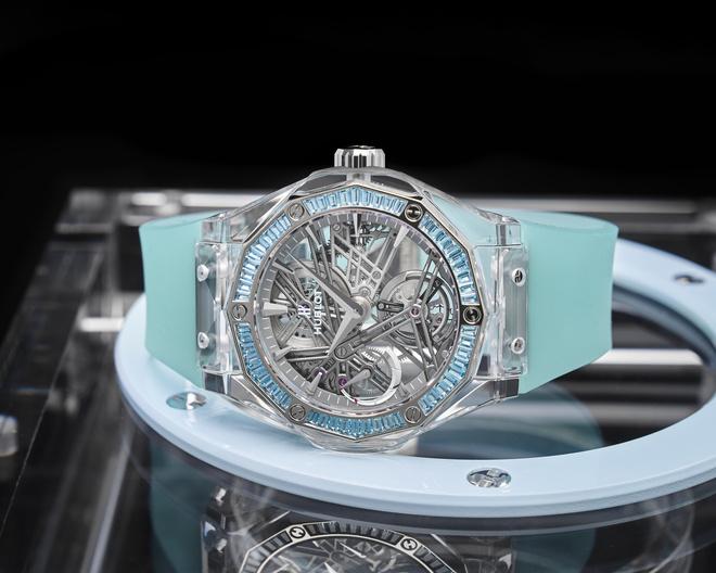 Hublot и Ричард Орлински создали часы для благотворительного аукциона Only Watch (фото 1)