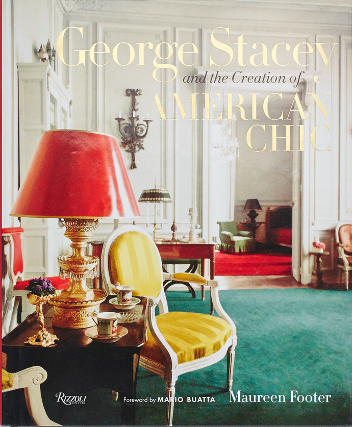 George Stacey and the Creation of American Chic. Maureen Footer. Rizzoli, 2014.