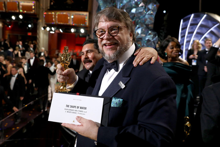Оскар 2018: главное (фото 9)