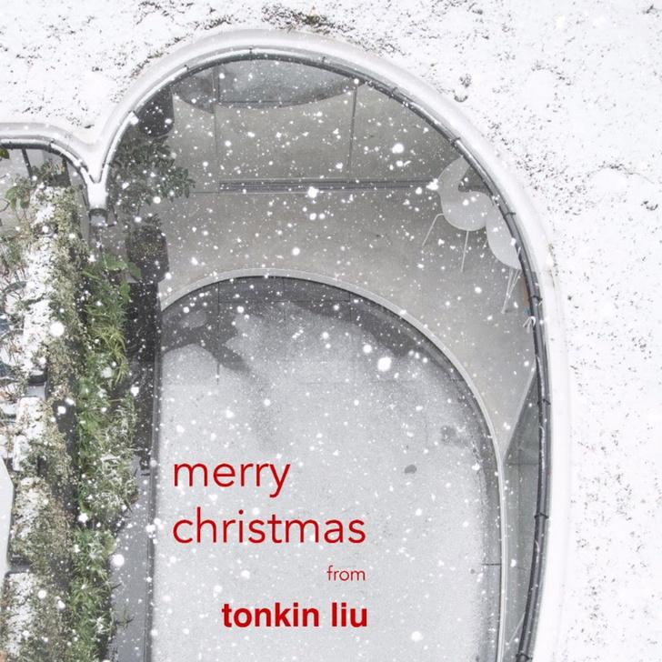Рождественские открытки от дизайнеров и архитекторов (фото 23)