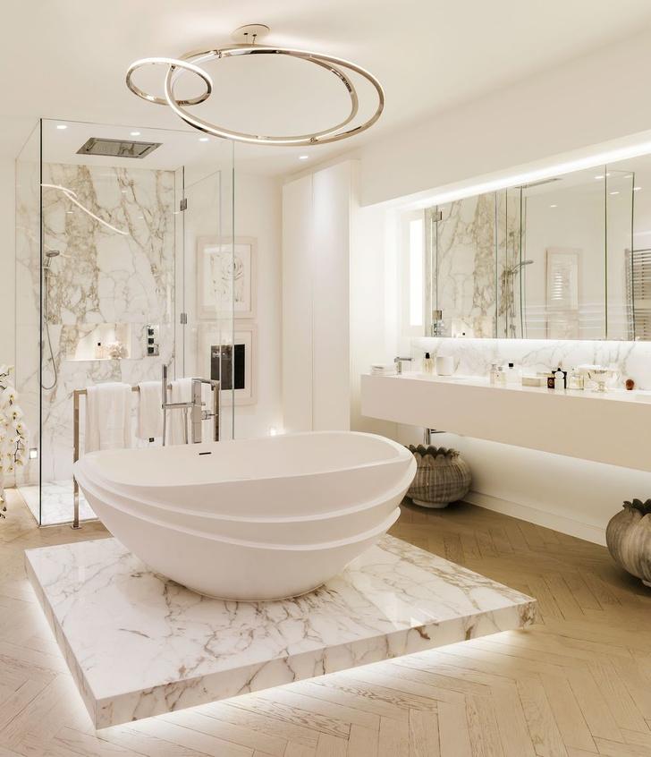 Дом дизайнера Келли Хоппен в Лондоне (фото 19)