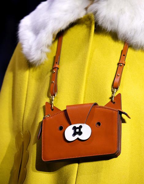 Итоги Недель моды: лучшие сумки | галерея [5] фото [4]