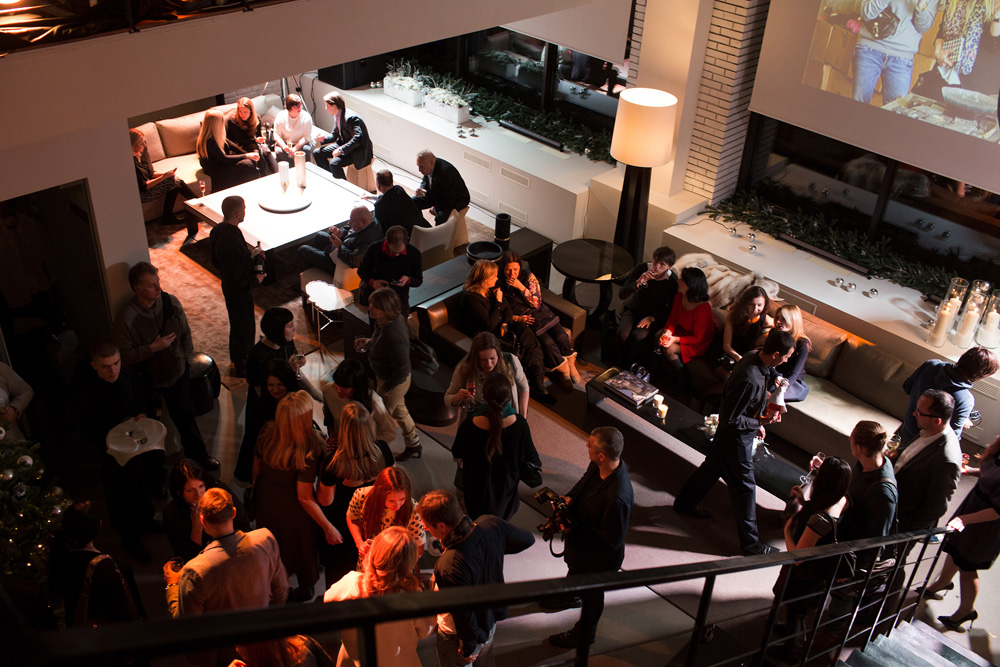 Интерьерный салон Fifth Avenue отметил годовщину сотрудничества с французским домом Christian Liaigre | галерея [1] фото [8]