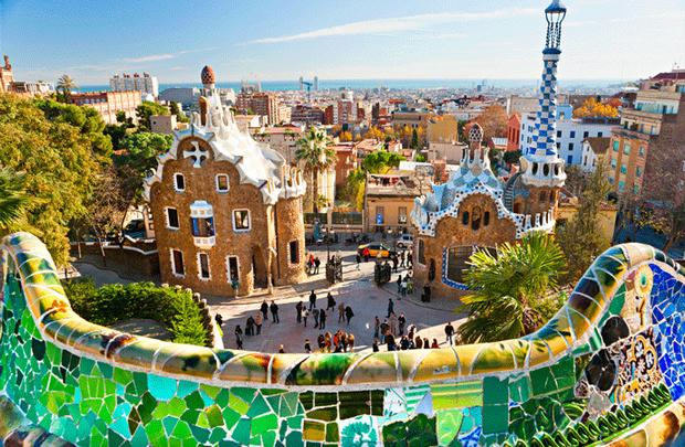 Испания: Барселона