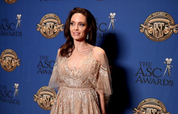 Как принцесса: Анджелина Джоли затмила всех на ACS Awards (фото 1)