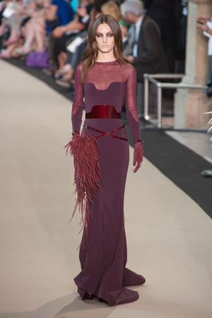 Показ Stephane Rolland коллекции сезона Осень-зима 2012-2013 года Haute couture - www.elle.ru - Подиум - фото 404097
