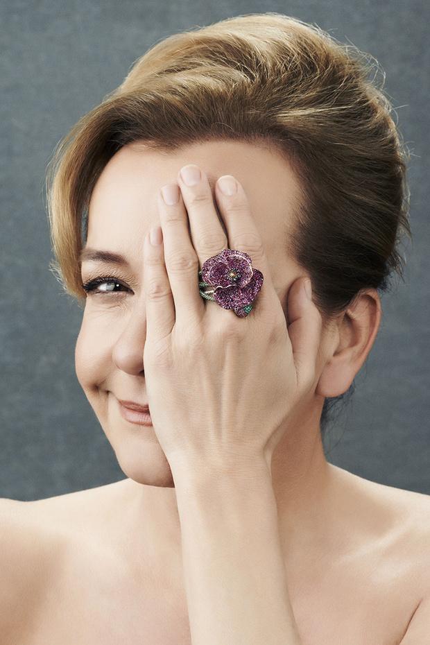 Каролина Шойфеле не признает слова «невозможно»
