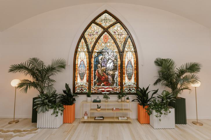 Коворкинг в здании церкви в Лос-Анджелесе (фото 0)