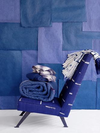 ELLE Decoration шопинг: синий (фото 1.2)