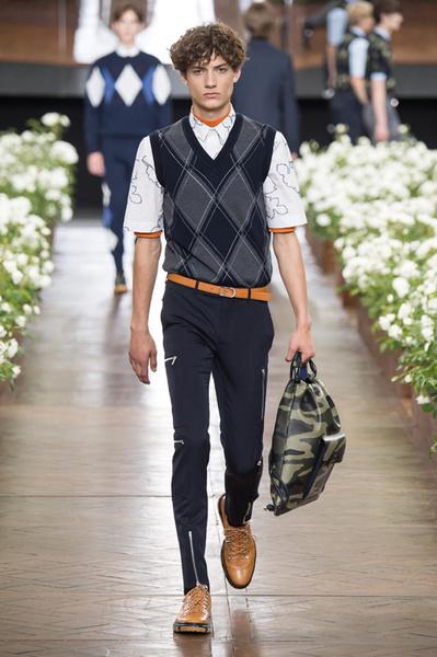 Неделя мужской моды в Париже: лучшие показы | галерея [6] фото [18]