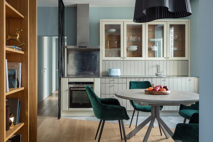 Квартира 110 м²: проект Максима Кашина (фото 0)