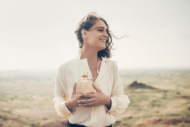 Муза дальних странствий: Chloé представили новый аромат Nomade (фото 1)