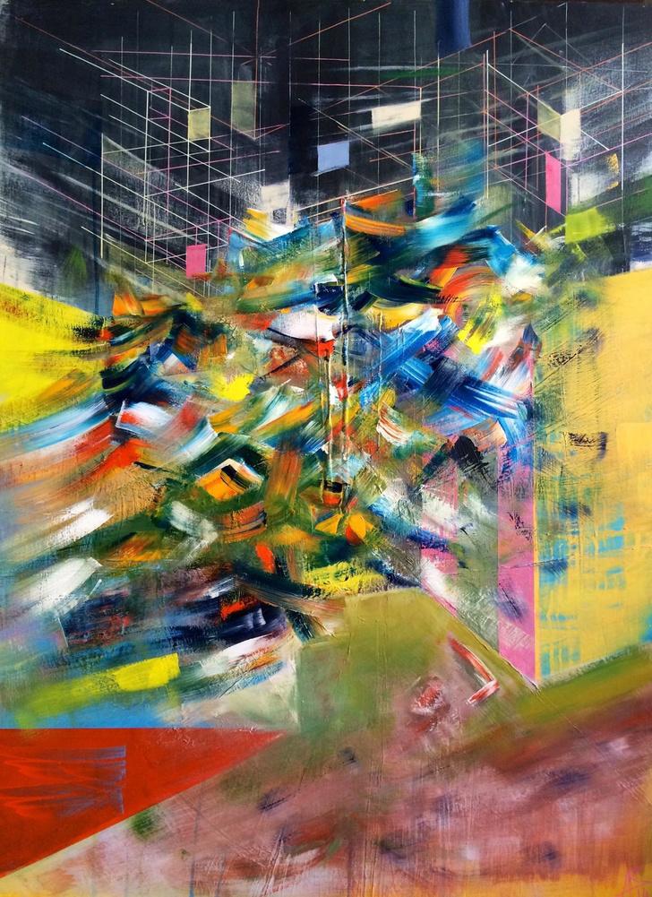 Какого художника называют «королем абстракции» во Франции? (фото 7)