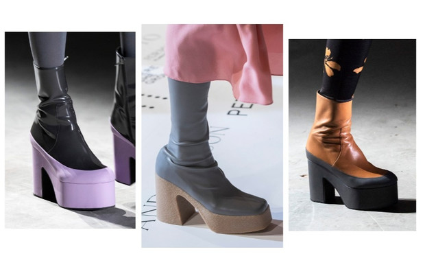 Танкетка и овчина: какую обувь мы будем носить осенью 2019 (фото 8)