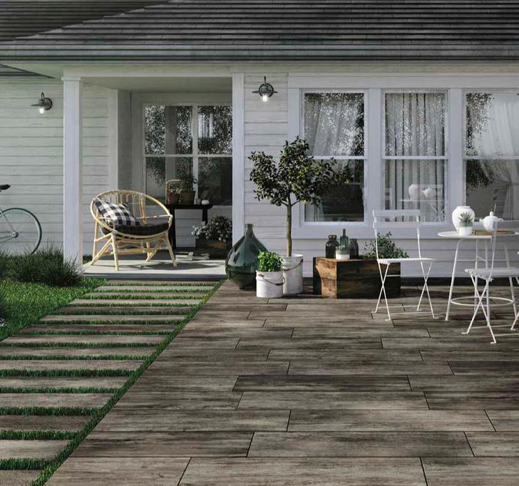 Wood and Co. Модные отделки для террас и бассейнов (фото 21)