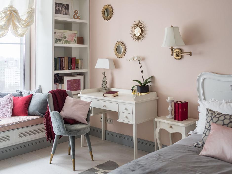 Домашние кабинеты: 30 интерьеров (галерея 0, фото 12)