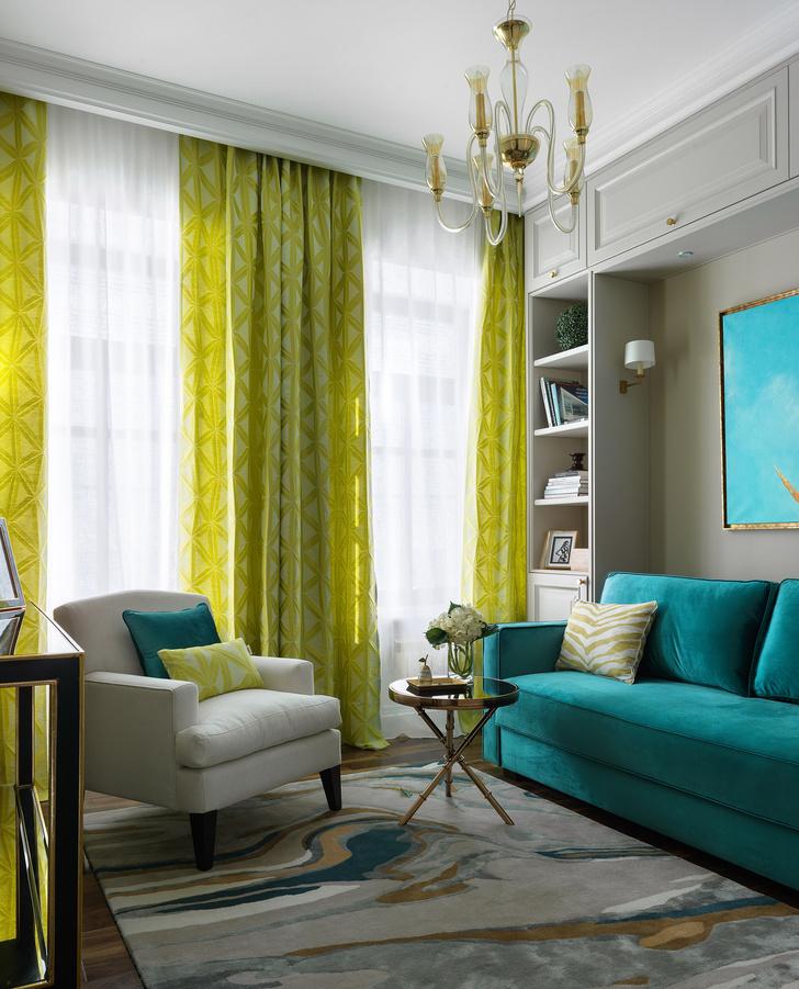 Квартира 101 м² в центре Москвы: проект Виктории Власовой (фото 13)
