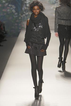 Показ Tracy Reese коллекции сезона Осень-зима 2010-2011 года prêt-à-porter - www.elle.ru - Подиум - фото 145106