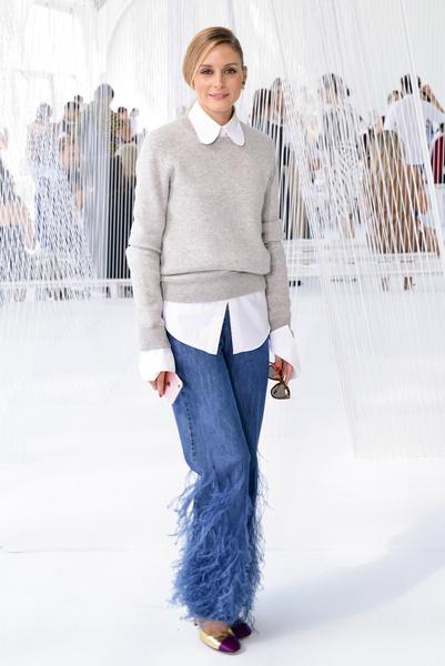 Секреты стиля Оливии Палермо | галерея [3] фото [9]