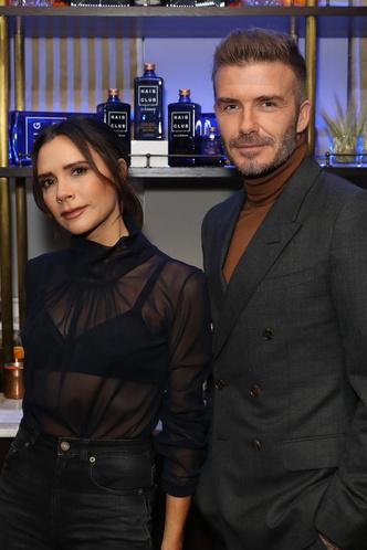 Мистер и миссис Бекхэм: Дэвид и Виктория на вечеринке в Лондоне (фото 1.2)