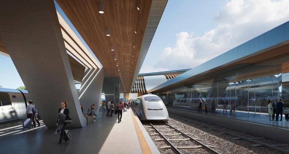 Zaha Hadid Architects построит в Таллинне мост-вокзал (фото 3)