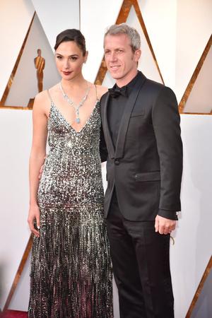 Рука об руку: самые красивые пары «Оскара-2018» (фото 15)