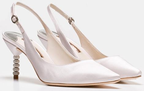 София Вебстер представила дебютную коллекцию свадебной обуви | галерея [2] фото [1]