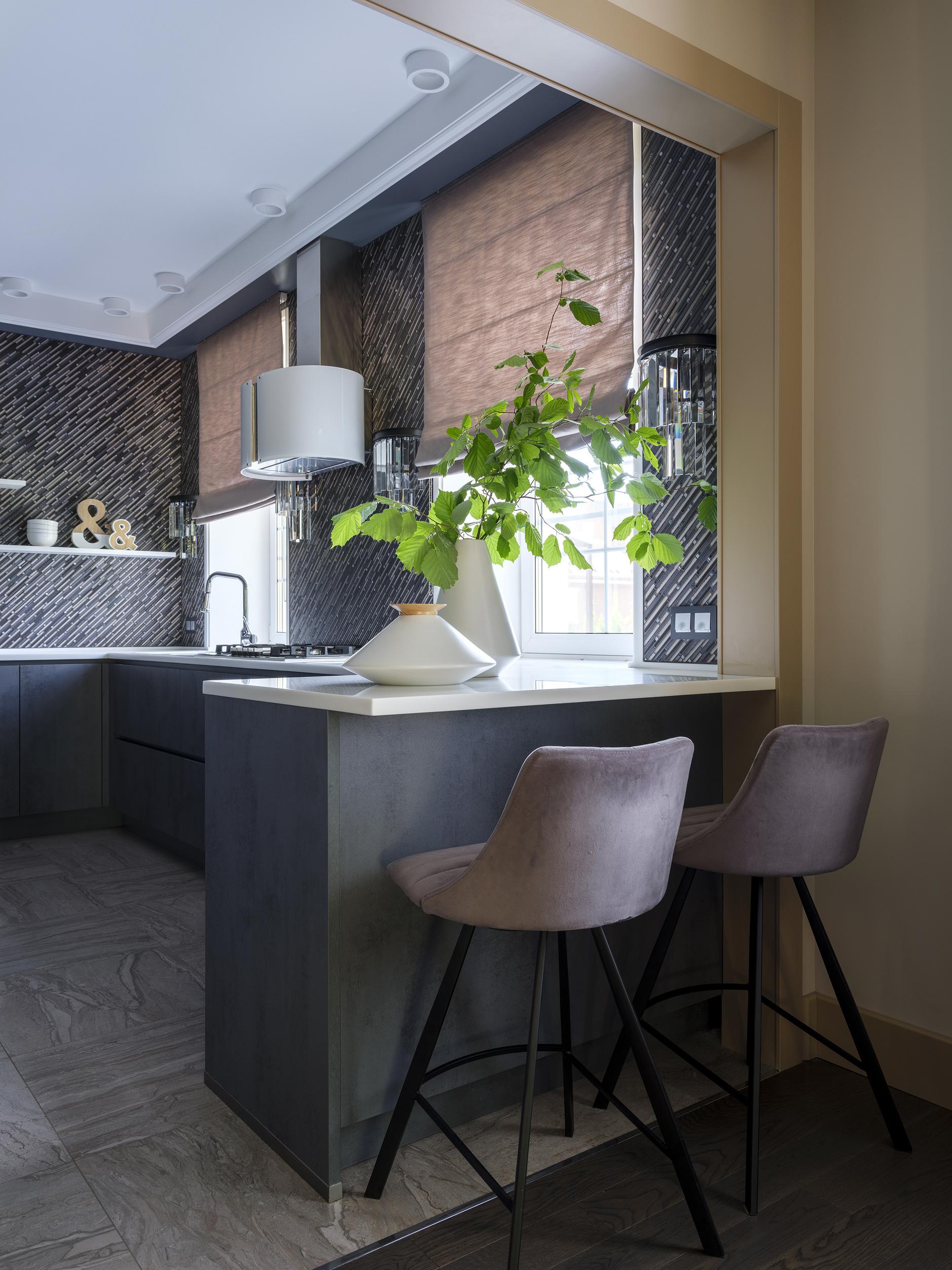 Кухня в темных тонах: 25+ идей (галерея 1, фото 1)