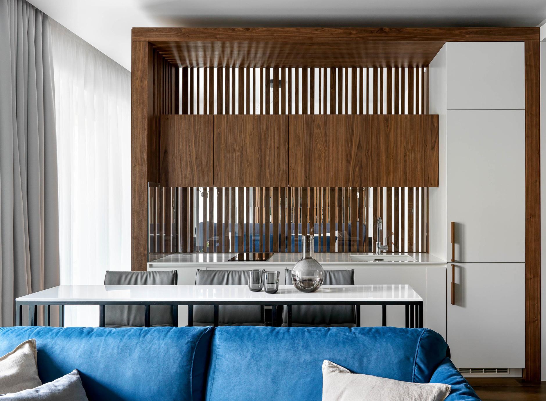 Дизайн кухни-гостиной: 30+ примеров (галерея 0, фото 3)
