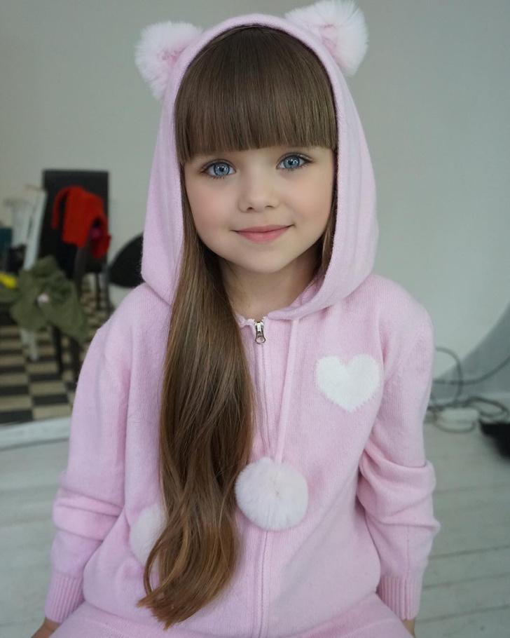 Названо имя самой красивой девочки в мире (фото 7)