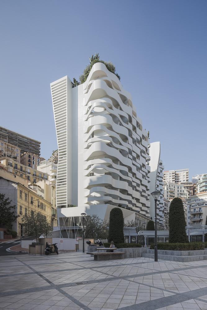 Башня Le Stella по проекту Жана-Пьера Лотта (фото 0)