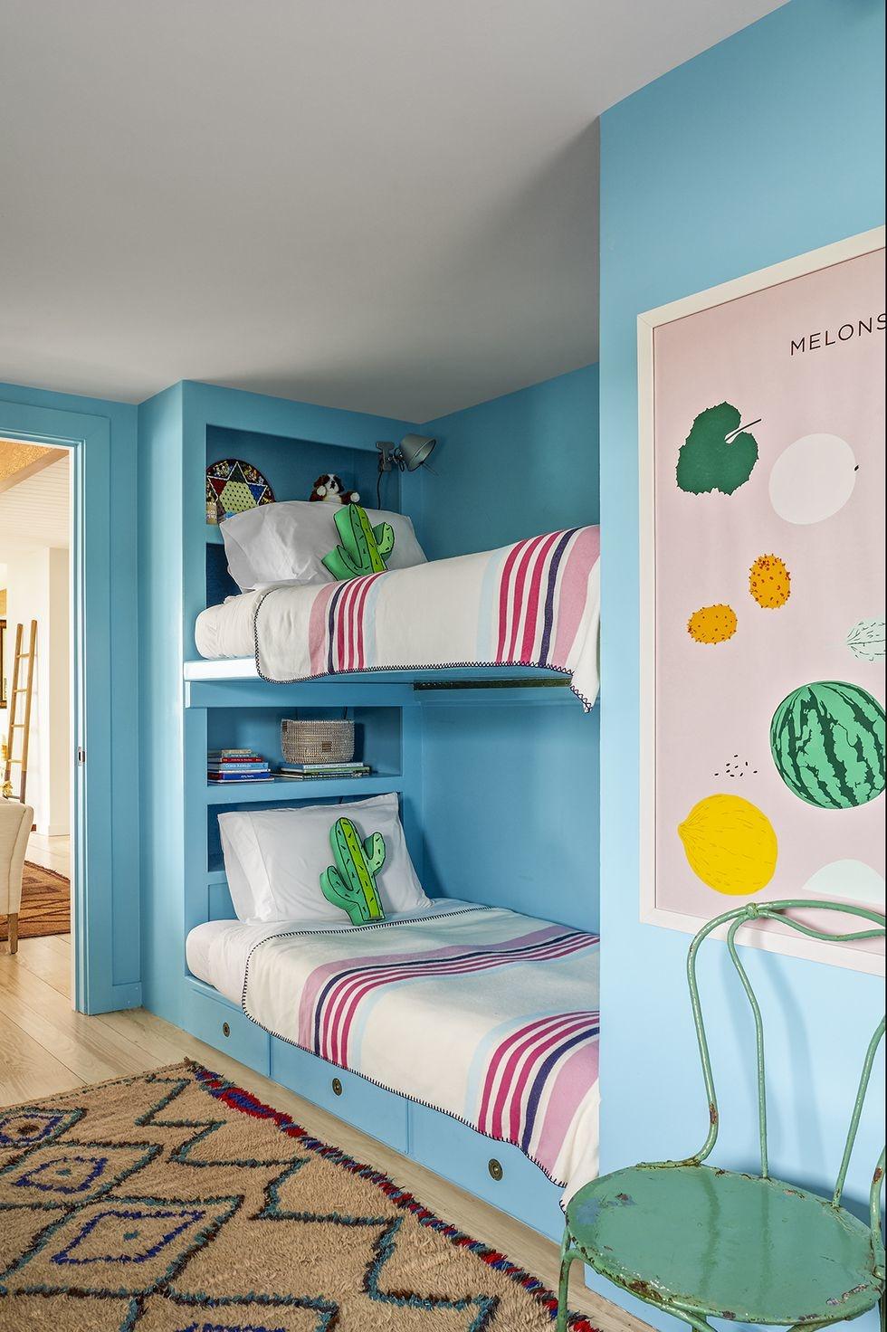 Детская комната для школьника: идей (галерея 0, фото 2)
